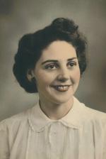 Elizabeth Upsdell (Cartmell)