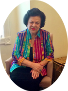 Dr. Mehrangiz Afnan