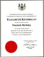 Elizabeth Kendrigan